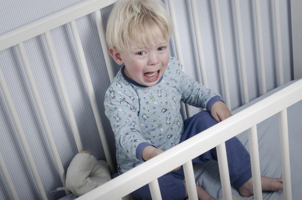 Baby Weint Nachts