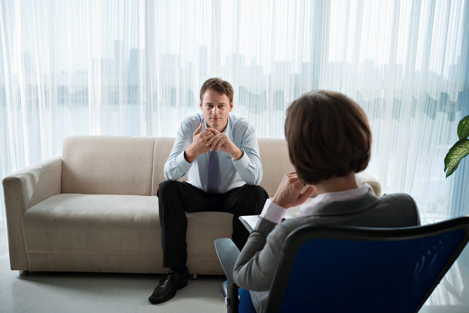 counselor and client safety